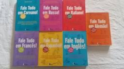 Coleção Completa Fale tudo Idiomas