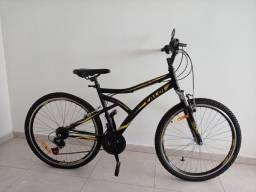 Bicicleta Calo 21 marchas muito nova