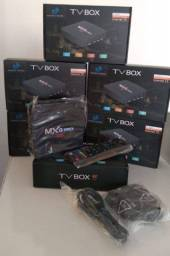 Tv box mxq 8+64gb