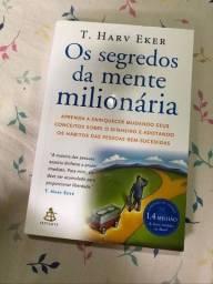Livro O Segredos da Mente Milionária