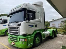 Scania Streamline R 440 6x4 Bug Leve Com Retarder único dono Top de linha km baixo