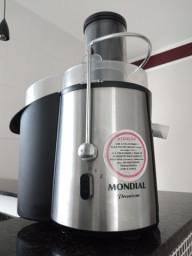 Centrífuga de frutas/sucos Mondial Premium 800w 110v