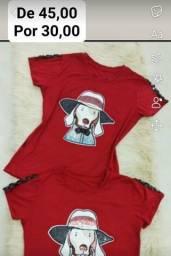 Tshirt promoção