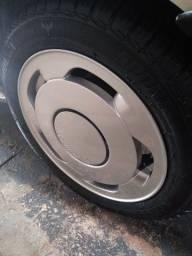 Troco por rodas bbs 15