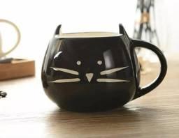 Caneca gato xícara presente mamãe