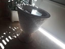 Vendo2  vaso de cimento    100$ os dois