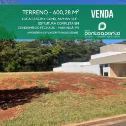 VENDA | Terreno, em ALPHAVILLE, Iguaraçu