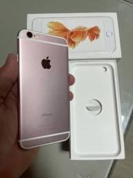 iPhone 6s 32GB Rose / Em Otimo Estado