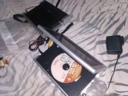 Encosto de tela dvd
