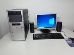 Computador Intel Core 2 Duo E6300/ 2,5gb ddr2/ Lcd 15 / ac. cartão ou pix
