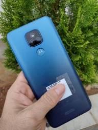 Celular Moto e7 plus 64gb novo zero de uso
