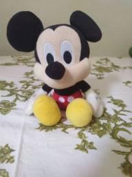 Mickey de Pelúcia Oficial Disney