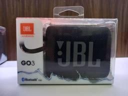 JBL GO 3 (100% Original) LANÇAMENTO
