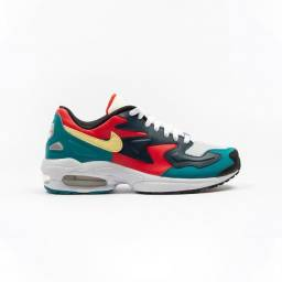 Tênis Nike Air Max 2 light Habanero Red Tam 43