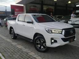 Compre essa Toyota Hilux - Parcelada
