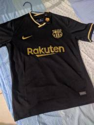 Camisa do Barcelona, tamanho P