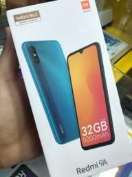 Xiaomi REDMI 9A (NOVO LACRADO) 32 GB Entregamos
