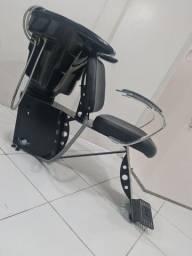 Título do anúncio: Móveis de salão Lavatório autoclave cadeiras ciranda
