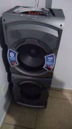 Caixa Mondial Bluetooth 1.500Rms