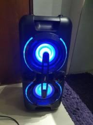 Caixa Som Philco Superbass Bluetooth