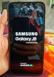 Vendo Samsung j8 impecável top