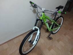 Bicicleta Gios aro 26 downhill ou peças negociáveis