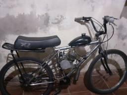 Bicicleta  Motorizada 80 cc.