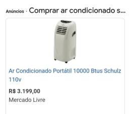 Ar condicionado usado semi novo