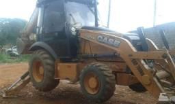 Retro Case 580 N 4x4