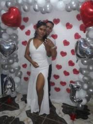 Vestido que me casei