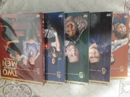 Dvd Two And A Half Men 1 A 5 Temporadas Completas - Original