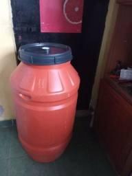 Tonel para água potável 270 litros