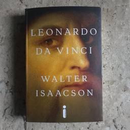 Livro Biografia do Leonardo da Vinci