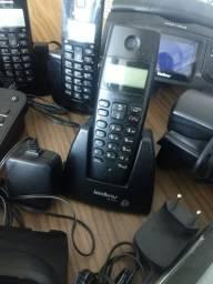 Telefones sem fio usados