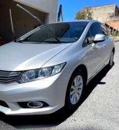 Civic 12/12  lxs 1.8  Automático carro impecável (ler anucio)