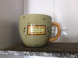 Maravilhosa xícara sopeira