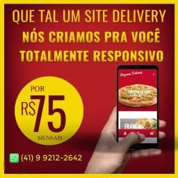 Tenha seu próprio aplicativo delivery!