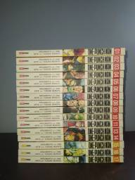 One Punch Man diversos volumes