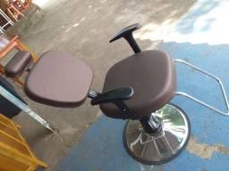Cadeira reclinável hidráulica
