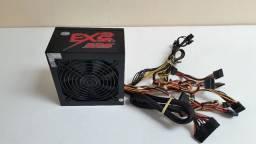 Fonte Gamer Cooler Master 525W eXtreme Power II Atx - ac. Cartão