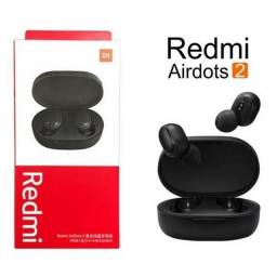 Fone Xiaomi Redmi AirDots 2 original 12x sem juros