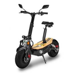 Patinete Elétrico Scooter Off-Road TD-Monster 1600w Two Dogs<br><br>