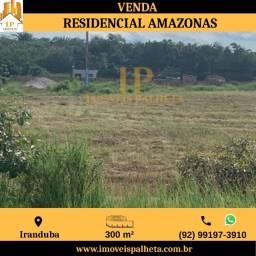 Terreno no Residencial Amazonas, Iranduba, 300 m²
