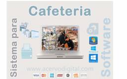 Oferta Imperdivel sistema_cafeteria_etc c/ controle mesa p/ computador