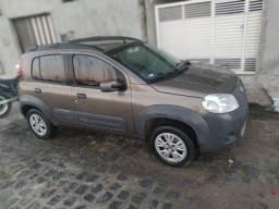 Fiat Uno Way 2012 1.4 Completo de tudo