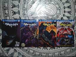 HQs e mangás - Marvel, DC, Boku no hero, Attack on titan.