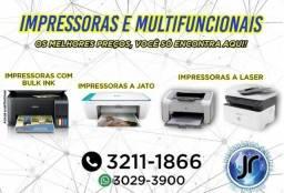 Título do anúncio: Impressora Multifuncional HP Nova