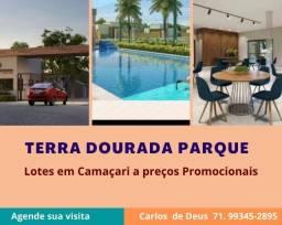 Super Lançamento da  Odebrecht em Camaçari : Terra Dourada Parque,  infraestrutura