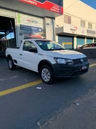 Saveiro Robust Cab. Simples 1.6 Flex completa 2018 / 18 !