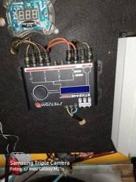 Processador de áudio